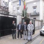 Selidba-Belgijska ambasada