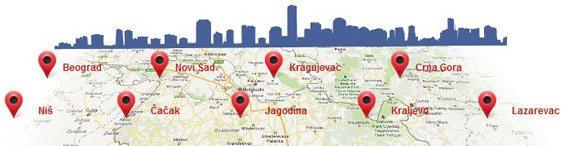 prevoz i selidbe Beograd u svim gradovima Srbije